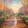осень и собака
